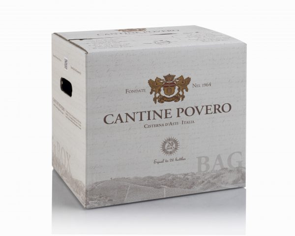 Cantine Povero bag-in-box