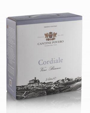 Cordiale Vino Bianco Bag-in-box