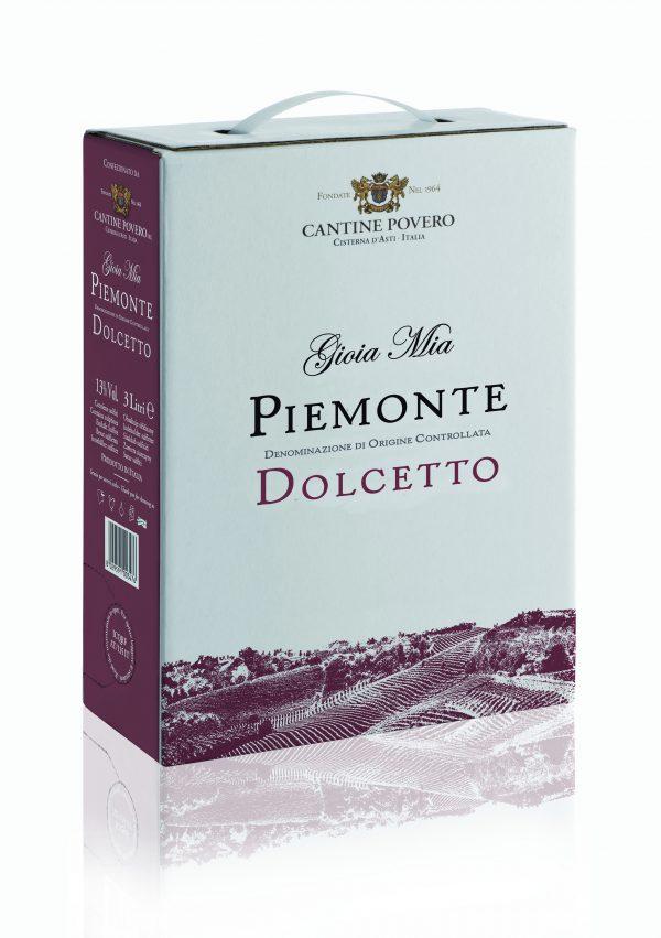 Gioia Mia Piemonte Dolcetto 2020