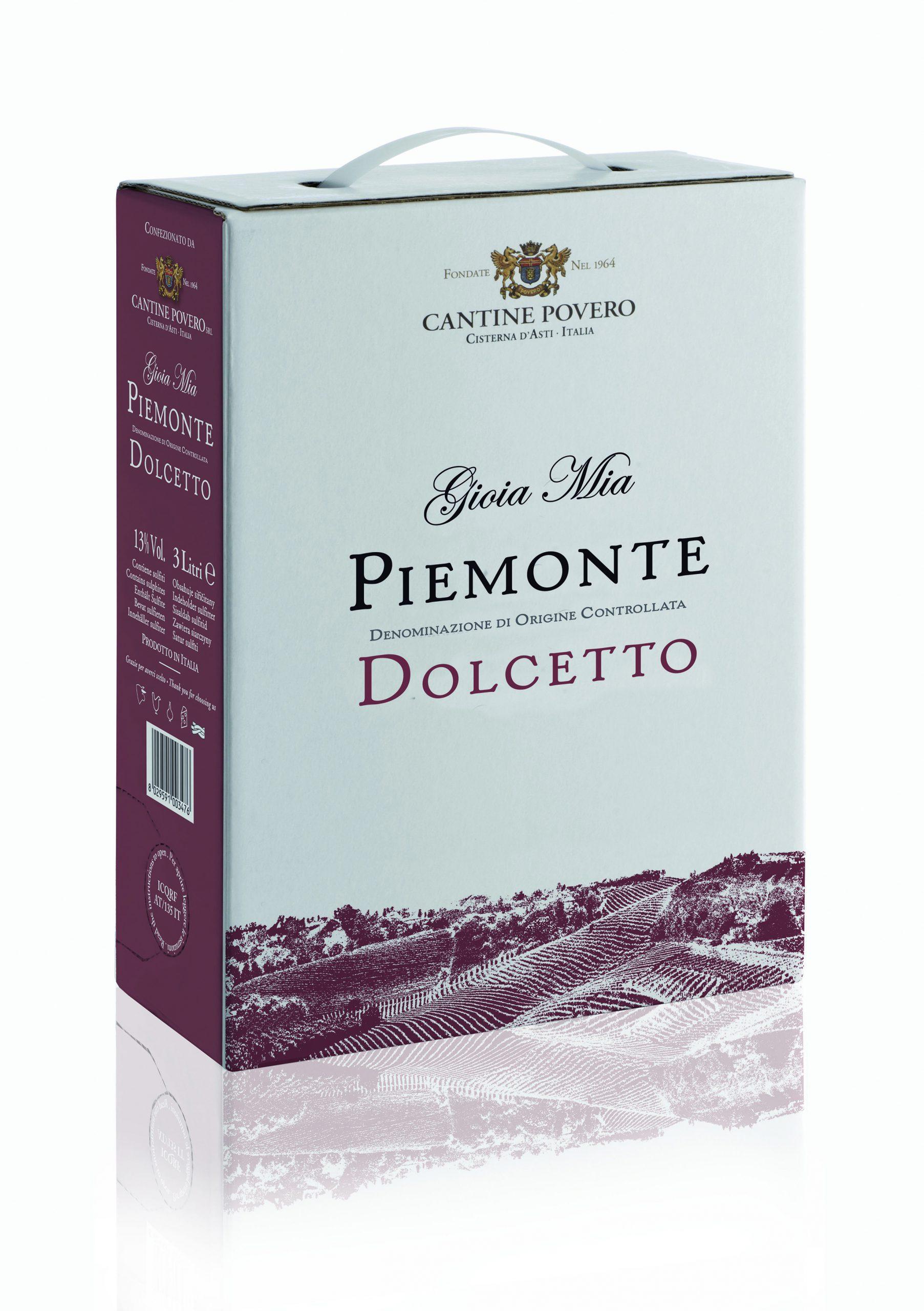 Gioia Mia Piemonte DOC Dolcetto 2020