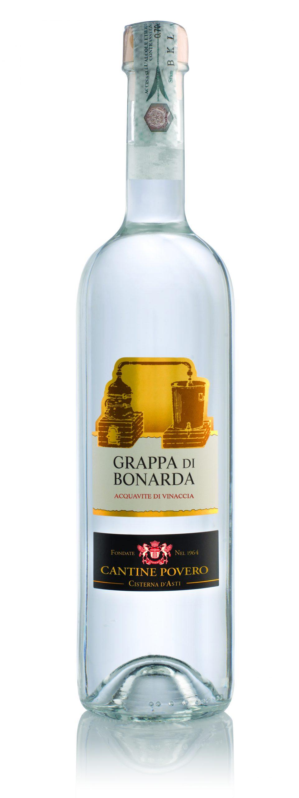 Grappa Bonarda