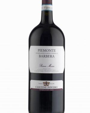 Prima Mossa Piemonte Barbera DOC Frizzante 2019 Magnum