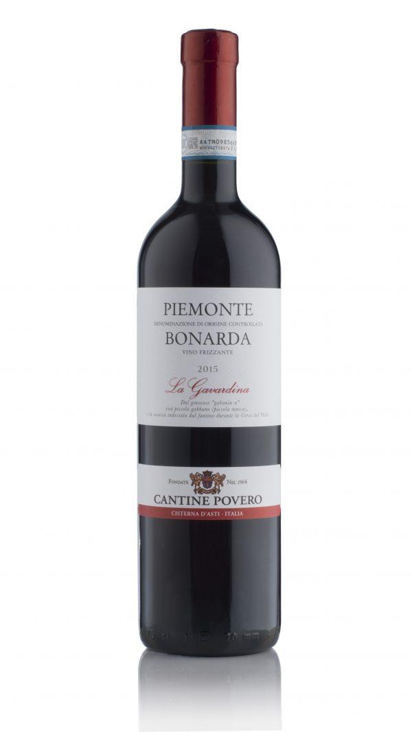 La Gavardina Piemonte Bonarda DOC Frizzante 2020
