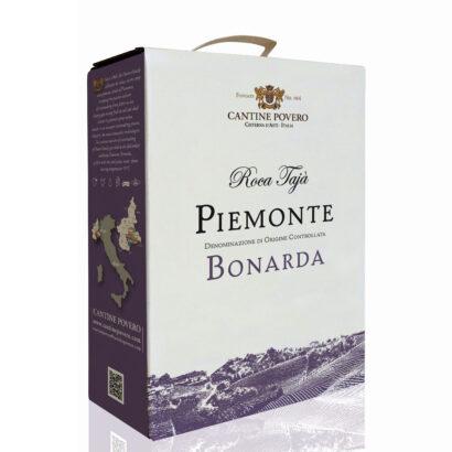 Piemonte Bonarda Roca Tajà Cantine Povero