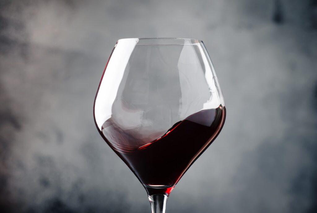Bicchiere di Barolo